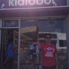 Photo taken at Kidrobot by @Najera_exa on 3/30/2013