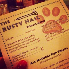 Photo taken at Rusty Nail Bar And Grill by Lisa P. on 5/30/2013