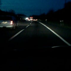 Photo taken at Pennsylvania Turnpike - NE Extenstion by Casey H. on 11/14/2012