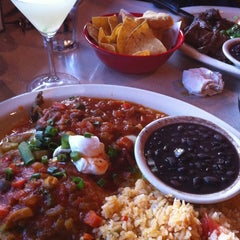 Photo taken at Luisa's Mexican Grill by Audrey on 1/26/2013