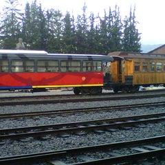 Photo taken at Estación de Tren Chimbacalle by Haydée V. on 4/20/2013