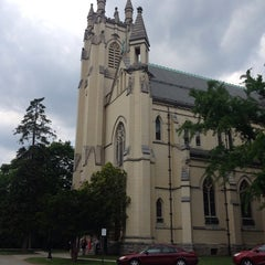 Photo taken at College of St. Elizabeth by Kurt R. on 6/22/2014
