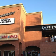 Photo taken at Tempe Improv by Stacy L. on 6/16/2013