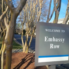 Photo taken at Embassy Row by CW on 2/19/2014