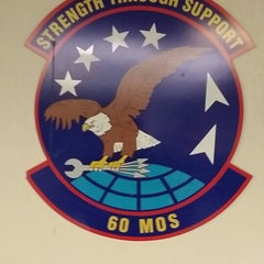 Photo taken at Travis Air Force Base by Chow B. on 9/23/2015