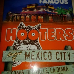 Photo taken at Hooters by Agnes D. on 11/3/2012