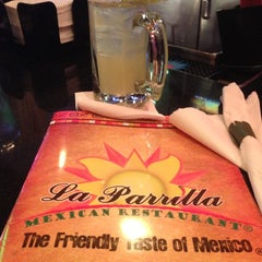 Photo taken at La Parrilla Mexican Restaurant by Richard A. on 10/20/2012