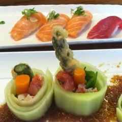 Photo taken at Sushi-Ko by JD G. on 10/26/2012