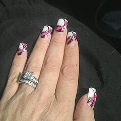 Photo taken at Fancy Nails by Tawnya W. on 8/11/2013