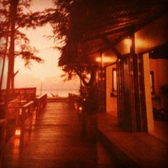 Photo taken at Haadson Resort Phang Nga by Saowarat B. on 11/2/2012