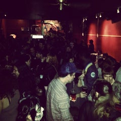 Photo taken at Blind Cat by Andy S. on 11/3/2012