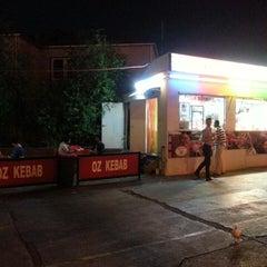 Photo taken at Oz Doner & Chicken Kebab by Joe T. on 10/19/2013
