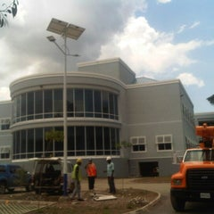 Photo taken at The University Of The West Indies by Nathan Marc-Theodore P. on 11/15/2012
