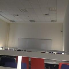Photo taken at Bilkent Üniversitesi EE Binası by Oğuzhan A. on 11/20/2012