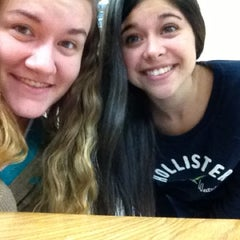 Photo taken at Ocean Lakes High School by Alexis G. on 10/30/2012