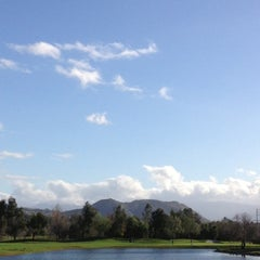 Photo taken at Goose Creek Golf Club by Hawain S. on 1/28/2013