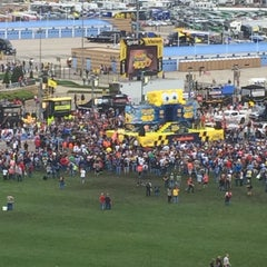 Photo taken at Kansas Speedway by Ricky R. on 5/9/2015
