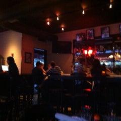 Photo taken at Estragon Tapas Bar by Mark Y. on 10/7/2013