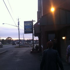 Photo taken at Hoak's Lakeshore Restaurant by Patti B. on 12/6/2012