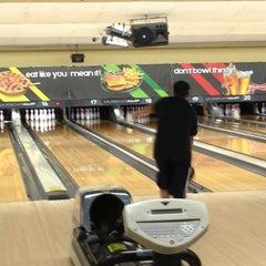 Photo taken at AMF Valley View Lanes by Tammy S. on 2/7/2013