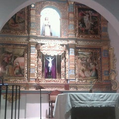 Photo taken at Iglesia La Niña María by Alejo U. on 11/20/2013