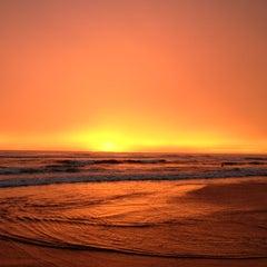 Photo taken at Playa Bonfil by Ara R. on 1/3/2013