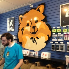 Photo taken at Small Dog Electronics by Irina N. on 5/12/2013