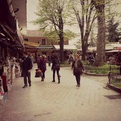 Photo taken at Sahaflar Çarşısı by Eren Ö. on 4/11/2013