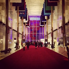 Photo taken at The John F. Kennedy Center for the Performing Arts by John N. on 12/22/2012