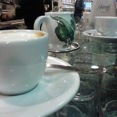 Photo taken at Caffè Grosmi by Nicoletta B. on 12/21/2013