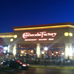 Photo taken at The Cheesecake Factory by Candi T. on 11/10/2012