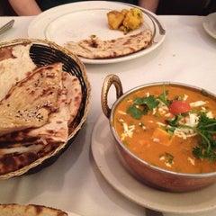 Photo taken at Haandi Fine Indian Cuisine by kim L. on 9/15/2012