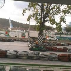 Photo taken at GKI Kart by Luã M. on 12/28/2012