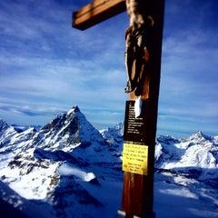 Photo taken at Matterhorn Glacier Paradise by 廣文 on 12/31/2012