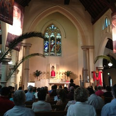 Photo taken at St Mary Mackillop Memorial Church by Peter C. on 3/24/2013