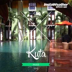 Photo taken at HARRIS Hotel Tuban Bali by Gary D. on 3/5/2015