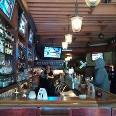 Photo taken at The Rail Bar & Grill by Michael B. on 1/26/2013