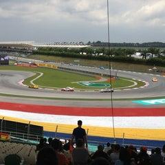 Photo taken at Sepang International Circuit (SIC) by Pavel on 3/24/2013