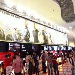 Photo taken at Reel Cinemas ريل سينما by Asasas on 5/8/2013
