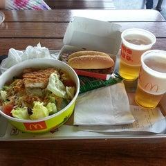 Photo taken at McDonald's by Konstantin on 8/10/2013