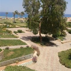 Photo taken at Swiss Inn El Sukhna by Mahmoud A. on 4/29/2014