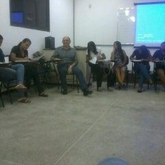 Photo taken at Universidade de Cuiabá (UNIC) by Lorena c. on 10/31/2012