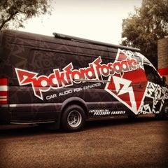 Photo taken at Rockford Fosgate SoundLab by Rockford F. on 5/20/2013