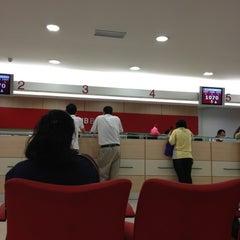 Photo taken at CIMB Bank by Nina A. on 11/1/2012
