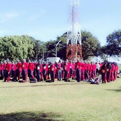 Photo taken at Pertamina HSE Training Center by Dela D. on 6/29/2013