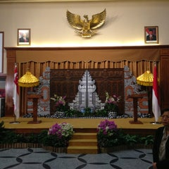 Photo taken at Embassy of the Republic of Indonesia by IvanaTaroreh on 8/23/2013