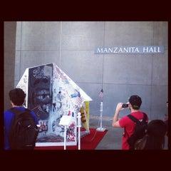 Photo taken at Manzanita Hall (MZ) by Northridge L. on 11/6/2012