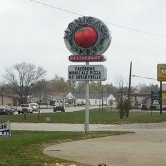 Photo taken at Monical's Pizza by *Daniel* W. on 11/7/2012