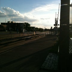 Photo taken at Metra - Elmhurst by John O. on 6/17/2013