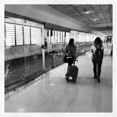 Photo taken at Terminal 1 by Rodrigo O. on 2/16/2013